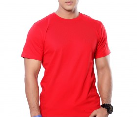 RoundNeck – Red
