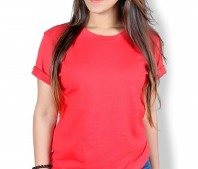Summer Tee – Red