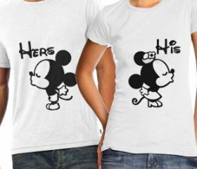 Couple Tees – Hers & His