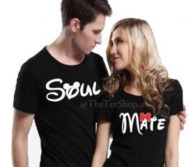 *Couple Tees – Soul Mate*