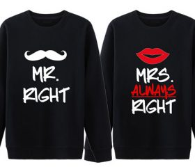 Sweatees – Mr and Mrs Right