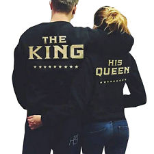 Sweatees – The King & His Queen