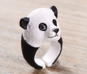 Animal Ring – Cute 3D Panda