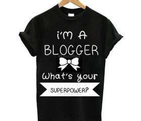 Blogging Superpower – (L)