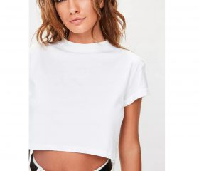 Crop Top – White