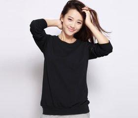 *Plain Sweatshirt*