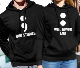Hoodies –  Our stories…